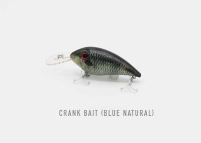 Crank Bait Blue Natural