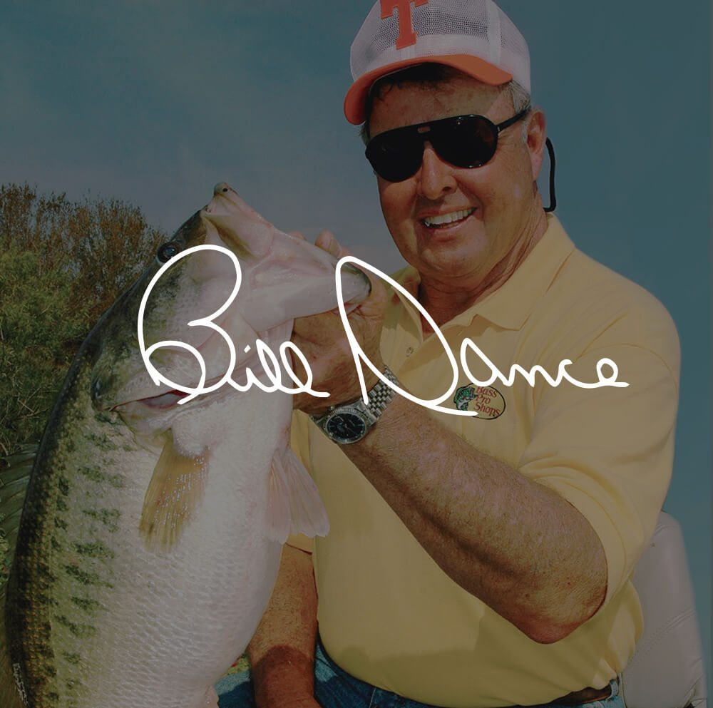 First fish online fishing lures for Bill dance fishing