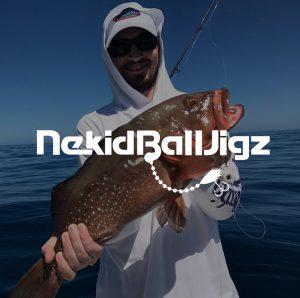 nekid ball jigz fishing lure