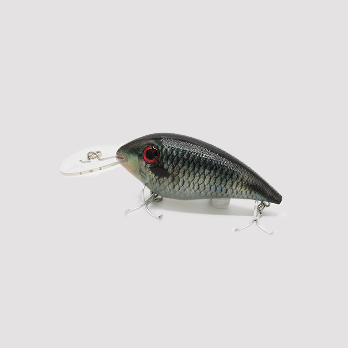 Twitching Lure Crank Bait